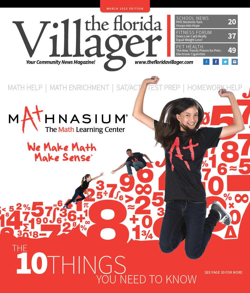 March 2015 : Mathnasium