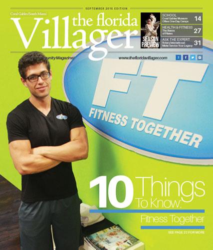 September 2015 : Fitness Together