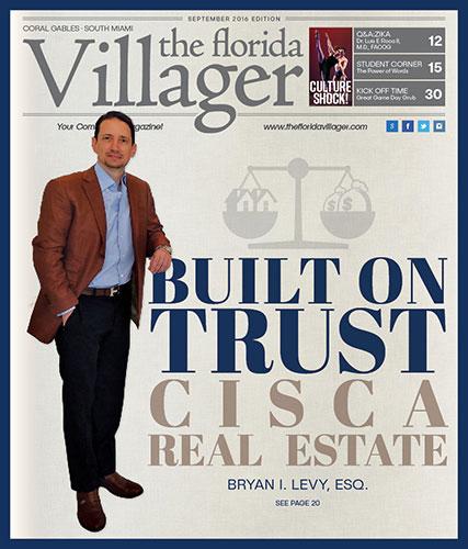 September 2016 : Cisca Real Estate