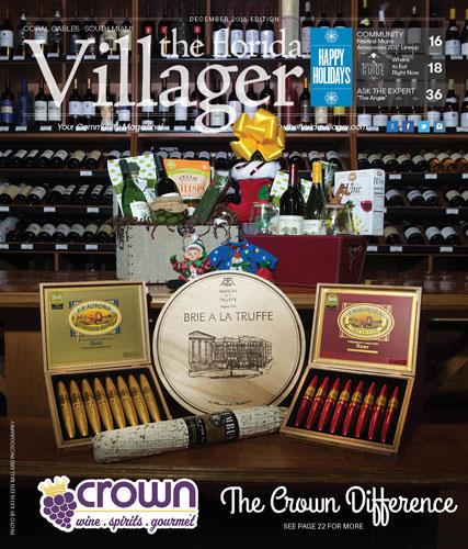 December 2016 : Crown Wine & Spirits