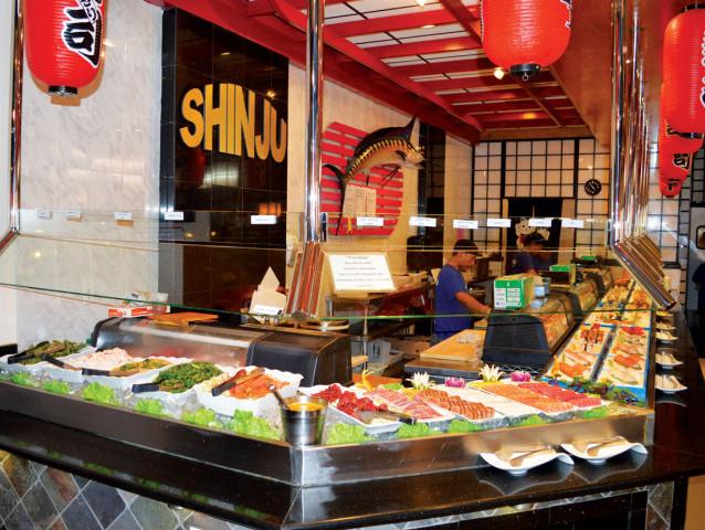 shinju japanese buffet the finest and freshest sushi and seafood rh thefloridavillager com seafood buffet miami beach fl seafood buffet miami beach fl