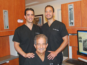 Drs. Jack, Adam and Aaron Cohn