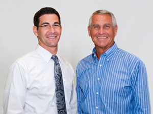 Drs. Bruce and Adam Clarin