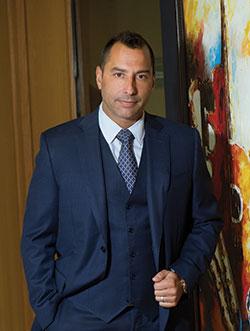 John Lopez, President & CEO