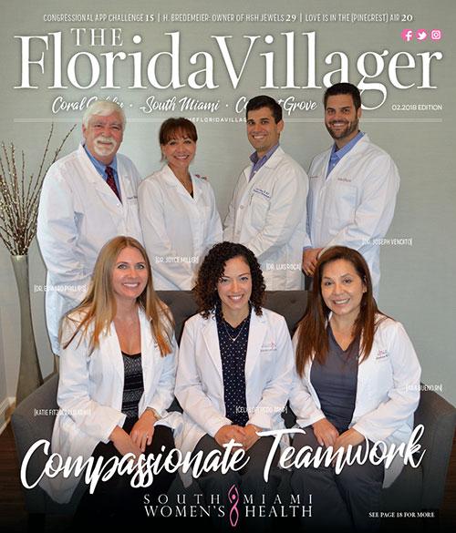 February 2018 : South Miami Women's Health