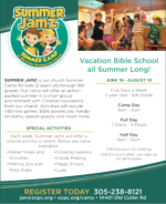 Old Cutler Church Summer Jamz Camp