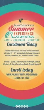 Palmer Trinity Summer Experience