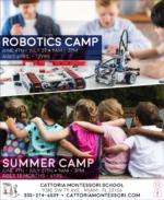 Cattoira Montessori Summer & Robotics Camp
