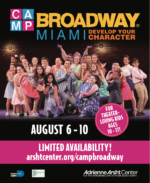 Camp Broadway @ The Arsht