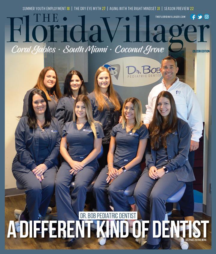 September 2018 : Dr Bob Pediatric Dentist