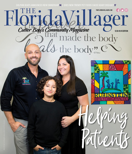 Dec 2018/Jan 2019 : Rubinstein Family Chiropractic
