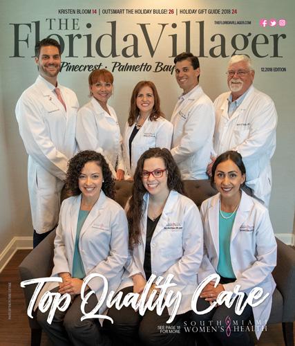 December 2018 : South Miami Women's Health