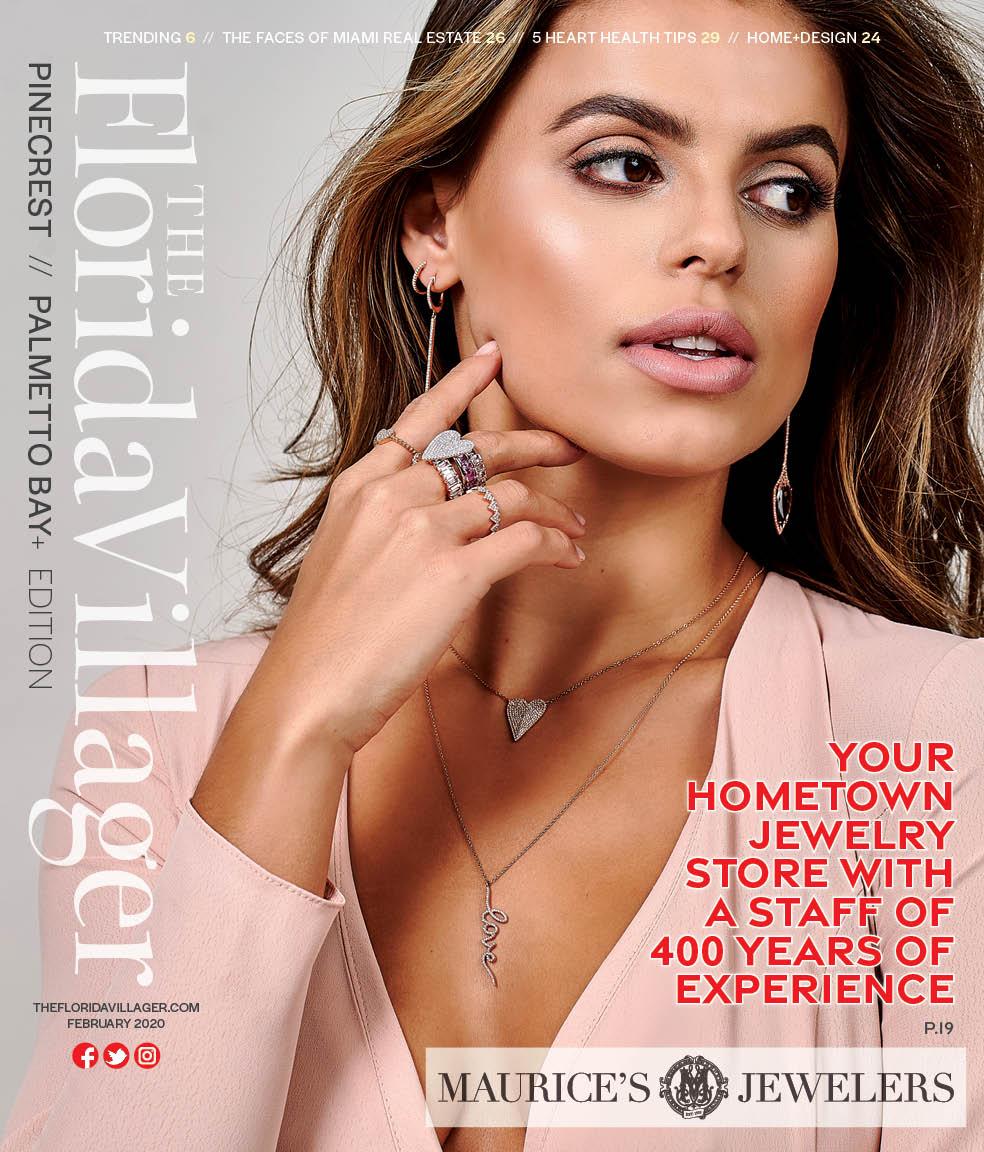 February 2020 : Maurice's Jewelers