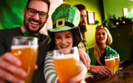 Strange Places to Celebrate St. Patrick's Day