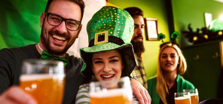 Strange Places to Celebrate St. Patrick's Day