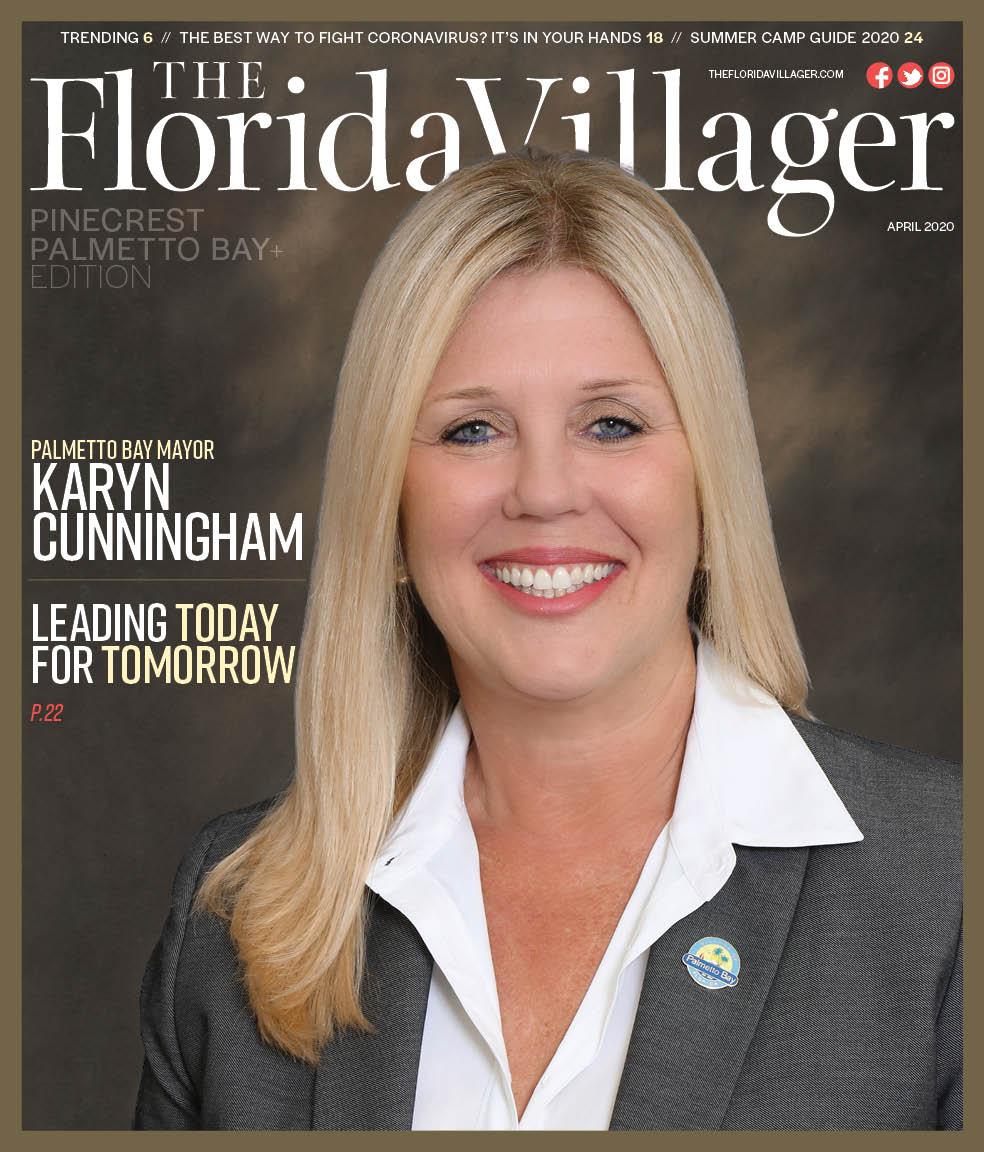 April 2020 : Karyn Cunningham