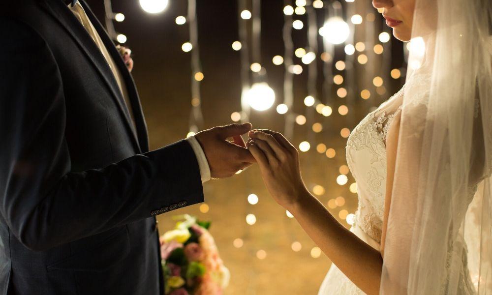 How to Make Your Wedding Feel Fancier