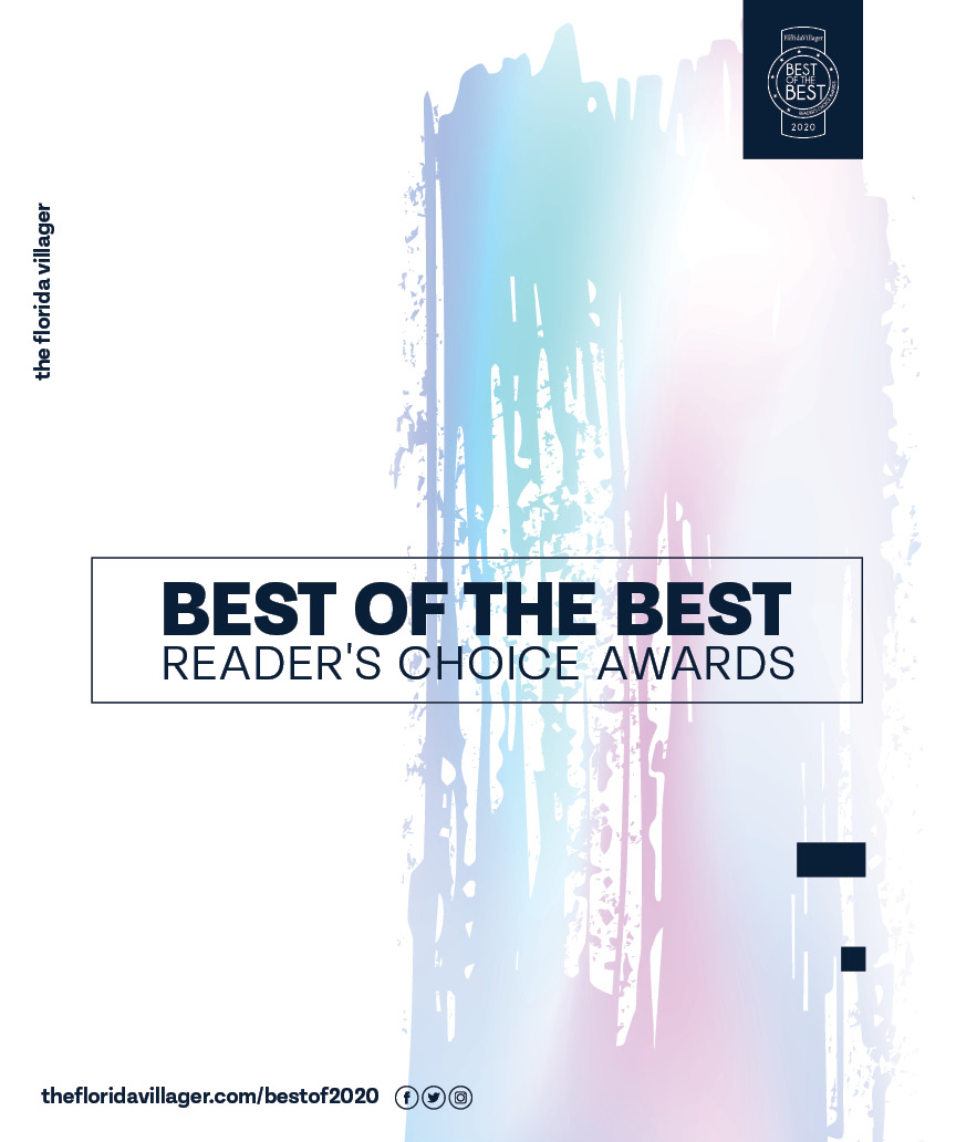 Best of the Best • Reader's Choice Awards 2020