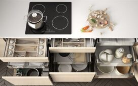 Organization Ideas To Maximize Your Kitchen's Storage