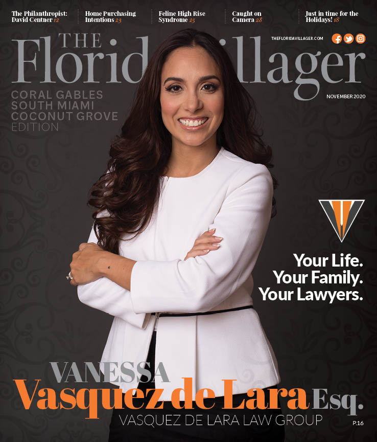November 2020 : Vanessa Vasquez de Lara