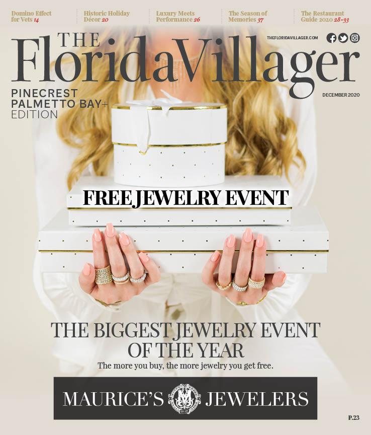 December 2020 : Maurice's Jewelers