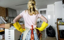 Tips for Cleaning Up the Messiest of Homes