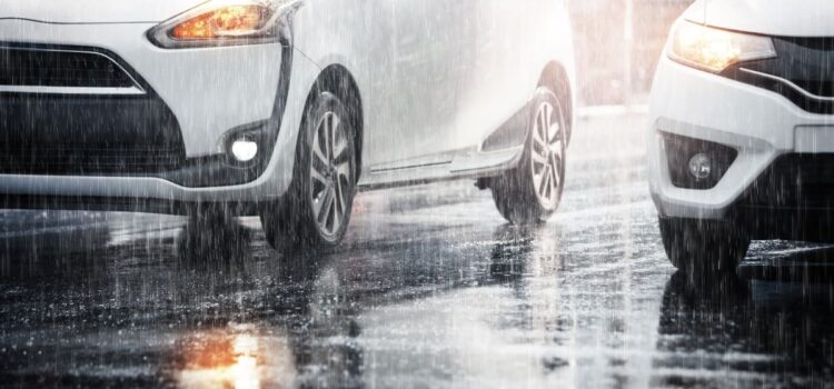 How To Keep Your Car Clean in the Rain