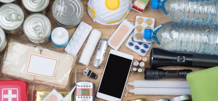 Tips for Packing a Household Emergency Kit