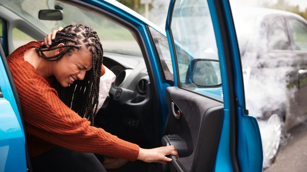Top 4 Most Common Car Accident Injuries