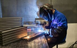 The Different Processes of Metal Fabrication