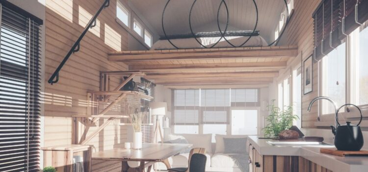 Tips and Ideas for Decorating a Tiny Home