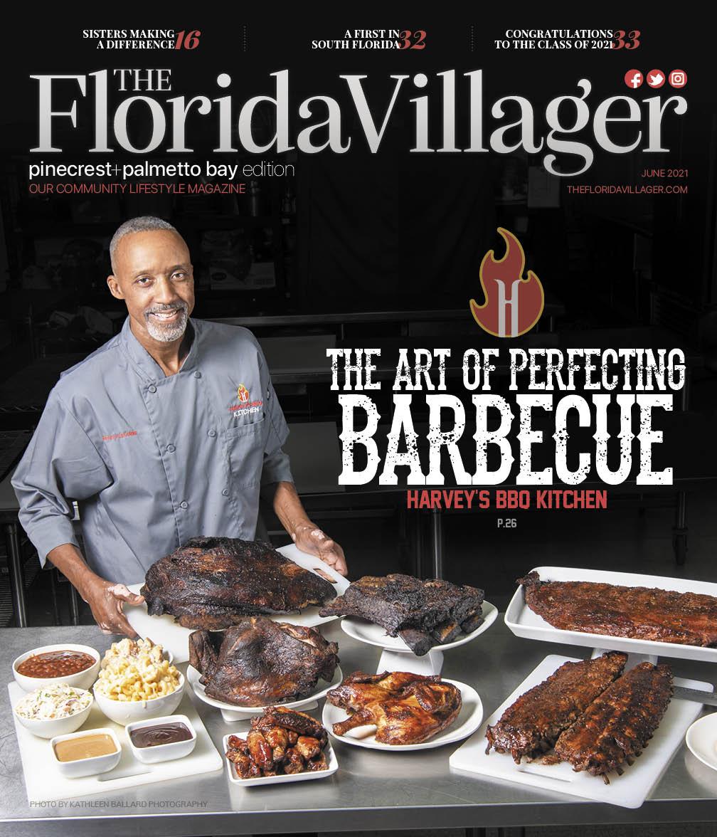 June 2021 : Harvey's BBQ Kitchen