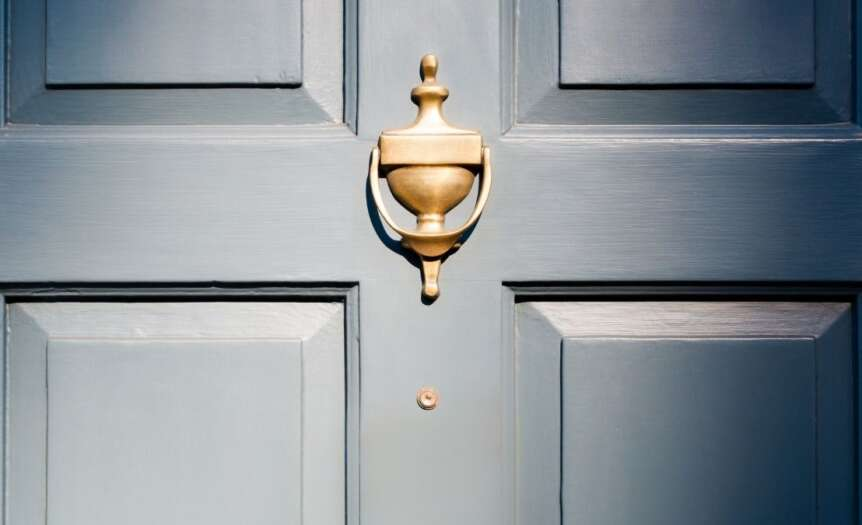 How Direct Sunlight Can Damage Your Front Door
