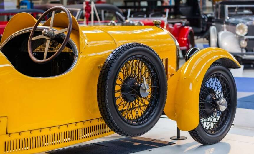 How Car Museums Can Maintain Their Vintage Vehicles